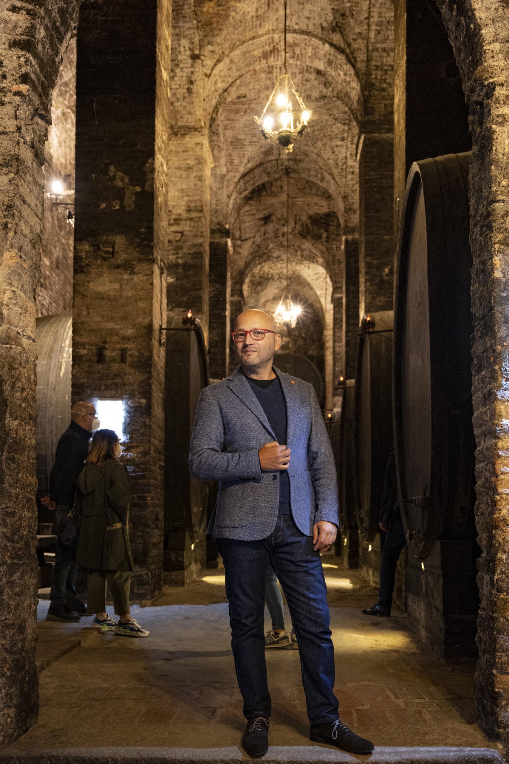 Enrique Mazzola Ambasciatore del Vino Nobile di Montepulciano